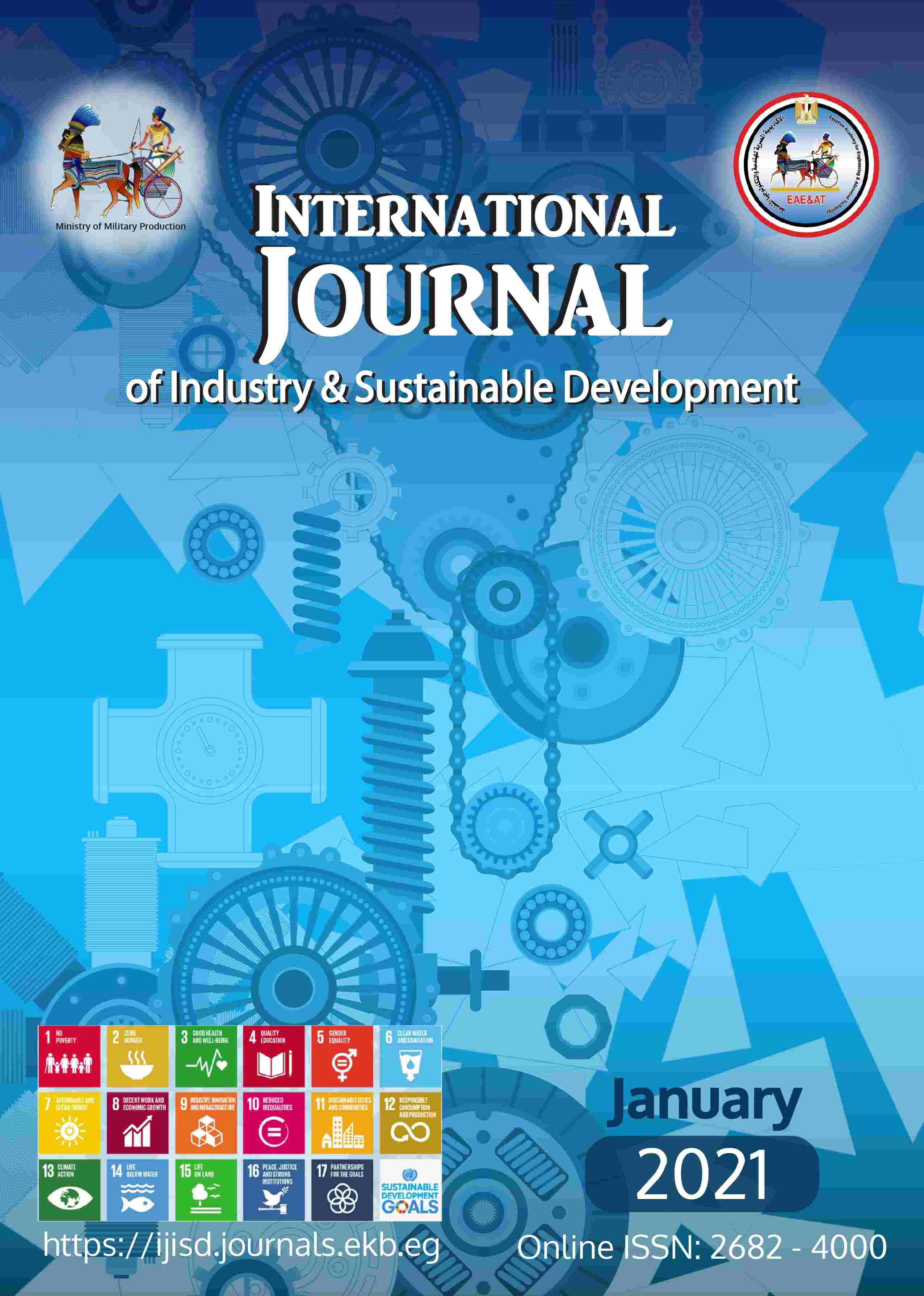 International Journal of Industry and Sustainable Development